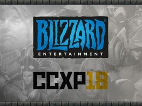 Blizzard - CCXP 2018