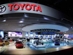 丰田北美国际汽车展2009