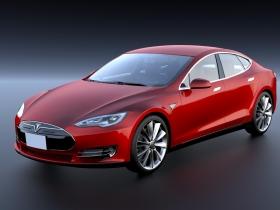 特斯拉 Model S 3Dmax模型