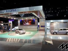 讴歌洛杉矶汽车展2011