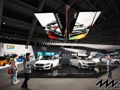 """梅赛德斯-奔驰""""布鲁塞尔汽车展2015"""