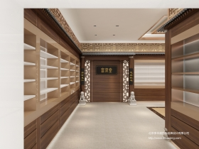 睿济堂展厅设计