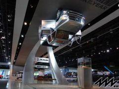 北美国际汽车展2010 克莱斯勒汽车公司