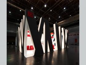 Eduard Kronenberg 展台设计
