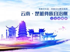 云南楚雄彝族自治州民族成就展厅