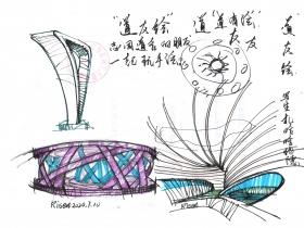 手绘草图创意表达怎样改变设计师思维模式