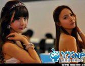 2009韩国国际游戏展showgril精选