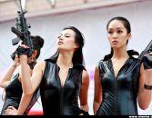 2010腾讯名车美女摄影嘉年华---(参赛作业一)