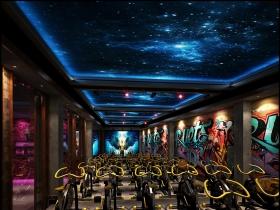 健身房3Dmax模型