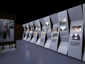 上海展厅设计丨孙中山行馆历史展厅设计