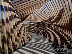 环境景观设计—Twisting Ekko Thilo Fran