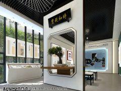 小型地税展厅设计——杨强设计